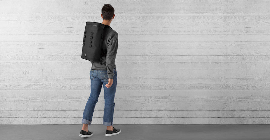 menswear product of the week technical backpack rucksack Chrome Industries black