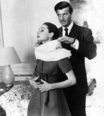 Death of couture Hubert de Givenchy