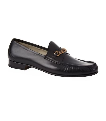 Chain Loafer Menswear Must Have Autumn 2018 Tom Ford Harrods menswear