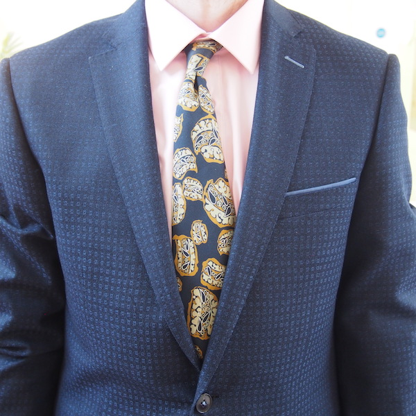 Suit Remus Uomo Suit The Chic Geek OOTD