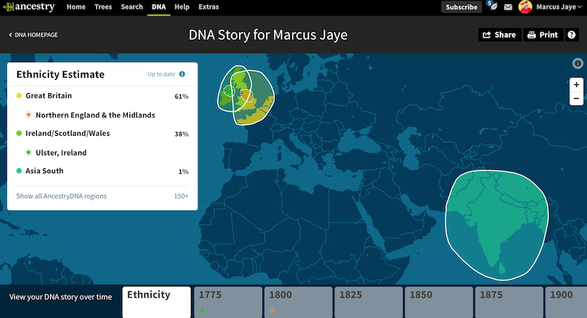 Tried Tested Review Ancestry DNA'