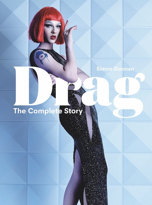 Drag review shokcing life Simon Doonan book