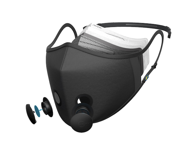 air pollution airinum pollution masks fashion accessory