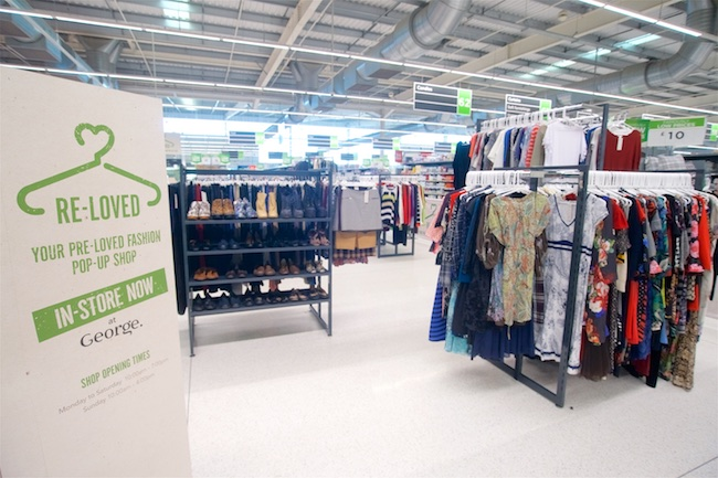 George Asda Second Hand clothes