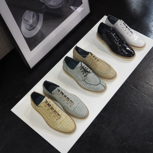 Berlin Seek trade shows trends SS20 PERKS SHOES FOOTWEAR menswear