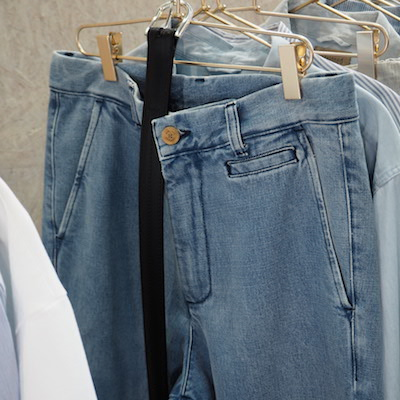 Berlin Seek trade shows trends SS20 UNFEIGNED JEANS menswear