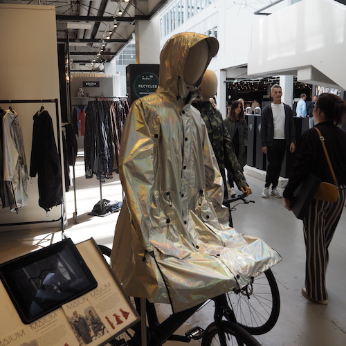 Copenhagen ciff revolver trends trade shows Maium raincosts trends SS20 menswear