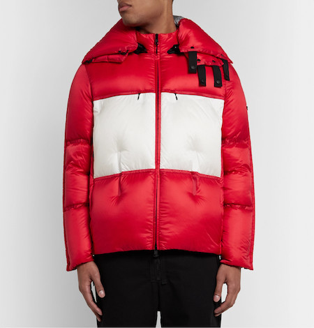 menswear product of the week moncler genius craig green down jacket