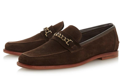 best men's loafer shoes chain bertie surbiton