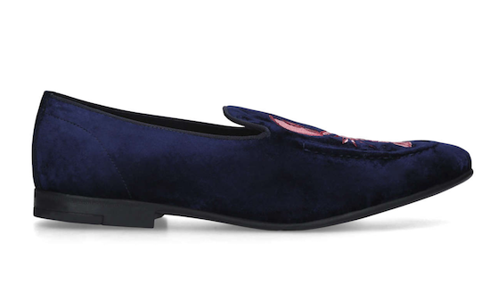 Luke Edward Hall Velvet Loafer Jellyfish Lobster Product of the week menswear