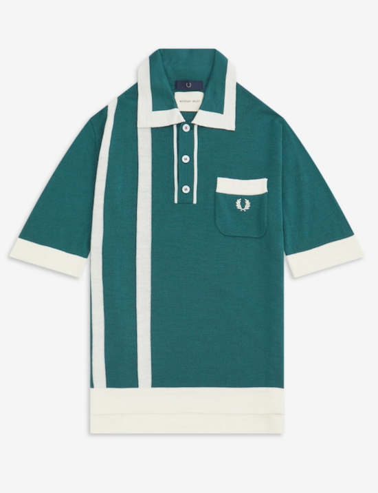 fashion menswear product of the week Fred Perry Nicholas Daley
