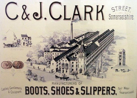can back to school shoes save Clarks chic geek expert comment