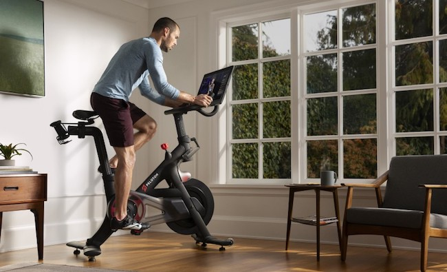 Home gyming is Peloton any good