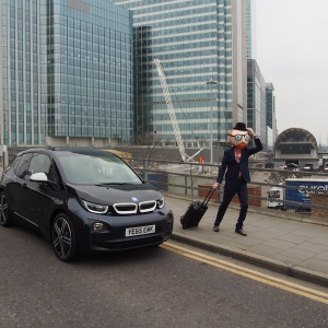 #OOTD 75 BMW i3 Future Icons 3/4 #Sponsored