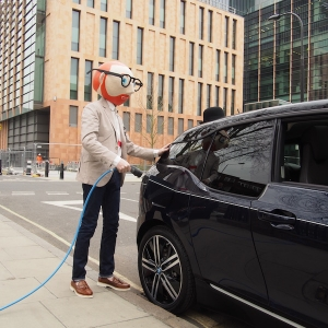 #OOTD 74 BMW i3 Future Icons 2/4 #Sponsored