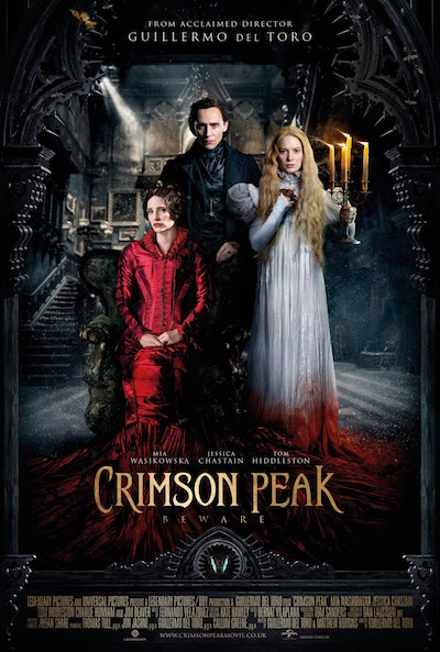 Crimson Peak The Chic Geek most sytlish film
