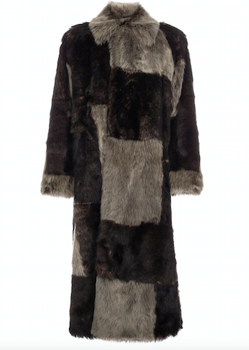 paul smith mens fur coat chewbacca chic