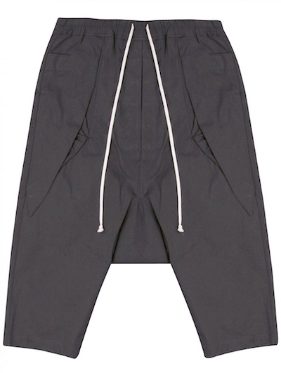 rick owens cargo trousers the chic geek