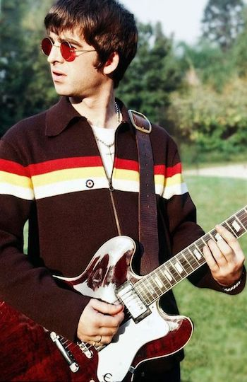 90s fashion nineties Noel Gallagher