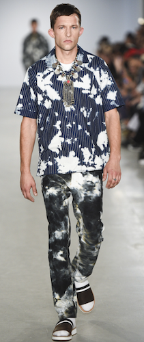 bleach denim menswear trends london casely hayford