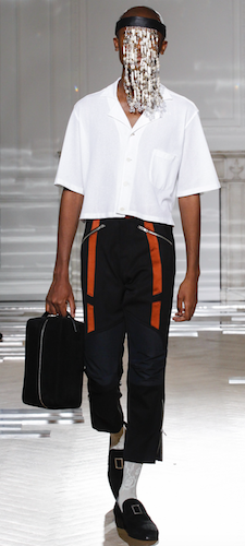 menswear trends tribal grace wales bonner