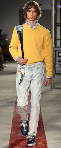 menswear trends bleach the chic geek msgm