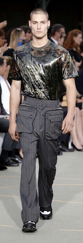 menswear trends paris givenchy trouser pockets