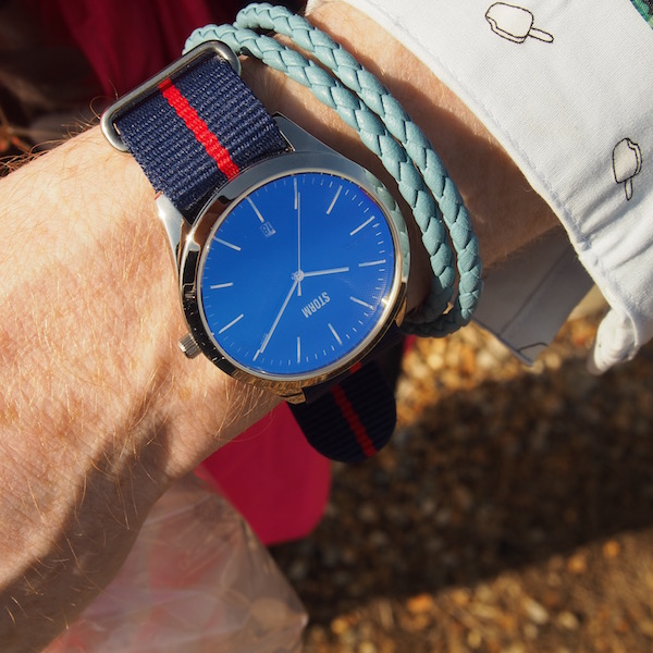 storm london watch menswear the chic geek
