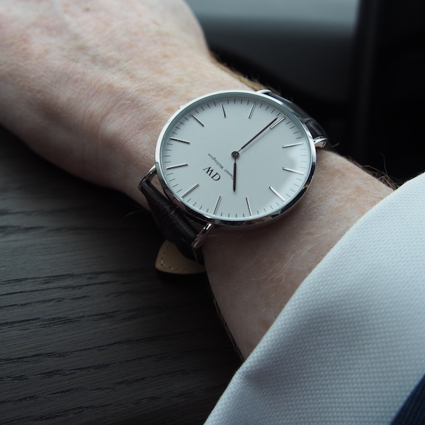 watch daniel wellington the chic geek