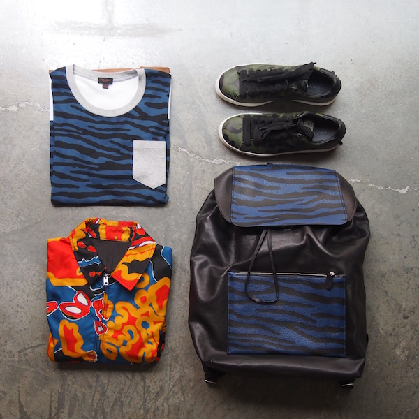 flatlay ootd coach the chic geek spring 2016