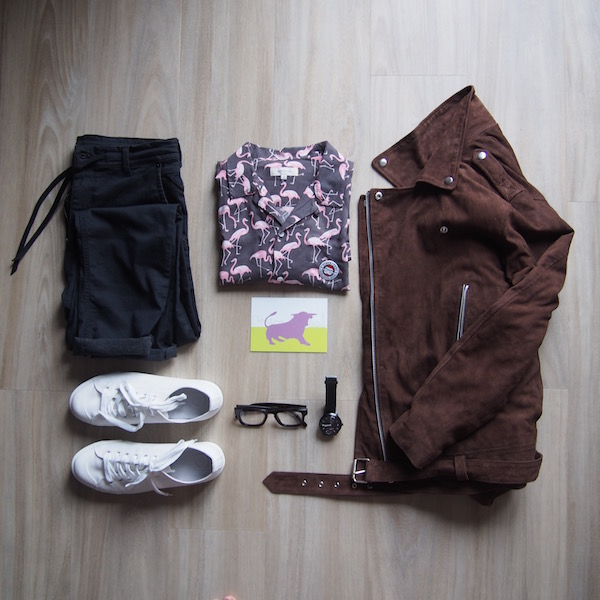 ootd menswear flatlay spring 2016 the chic geek