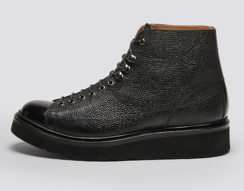 the monkey boot the chic geek grenson