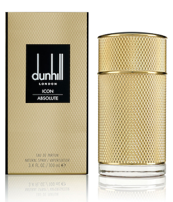 Dunhill Icon Absolute fragrance of the year