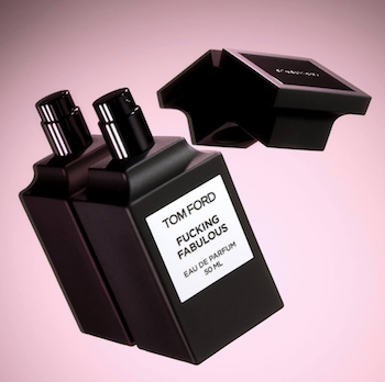 Chic Geek Menswear Style Awards men's fragrance of the year Tom Ford Fucking Fabulous