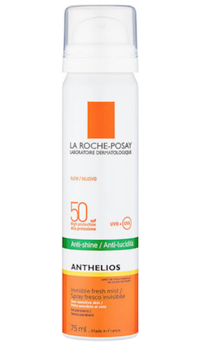 Chic Geek Menswear Style Awards La Roche Porsay Anti Shine Mist SPF 50
