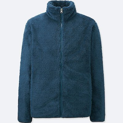 Uniqlo Borg Fleece is the menswear material of the season The Chic Geek