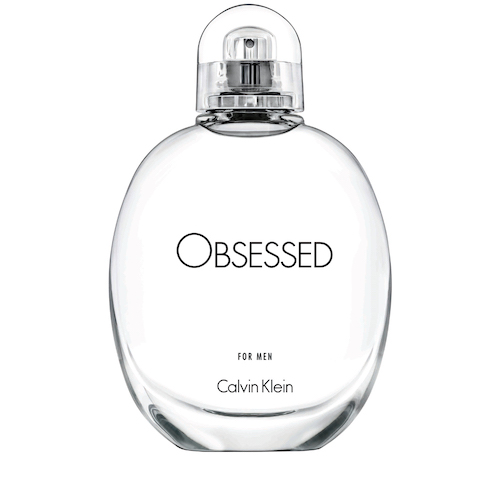 Review Calvin Klein Obsessed fragrance men's Kate Moss The Chic Geek