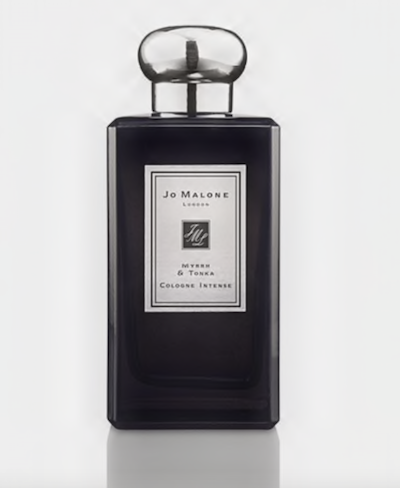 Review Jo Malone Cologne Intense Myrrh Tonka