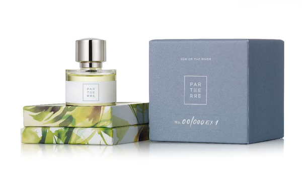 Parterre British botanical fragrance company exclusive Dorset