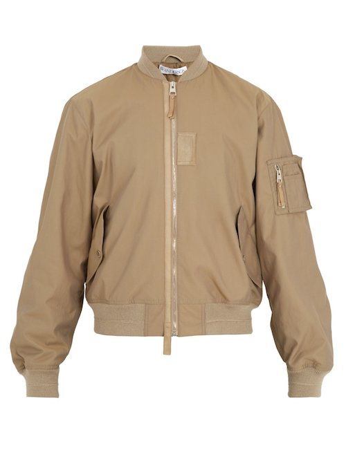 JW Anderson Bomber Jacket Matchesfashion.com SS18 Top menswear of the season