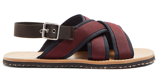 Sandals Marni Matchesfashion.com SS18 Top menswear of the season