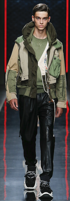 SS19 Trends Short Shorts Menswear DSquared2 align=