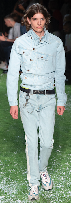SS19 Trends Short Shorts Menswear Off White Denim