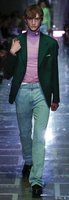 SS19 Trends Short Shorts Menswear Prada Denim