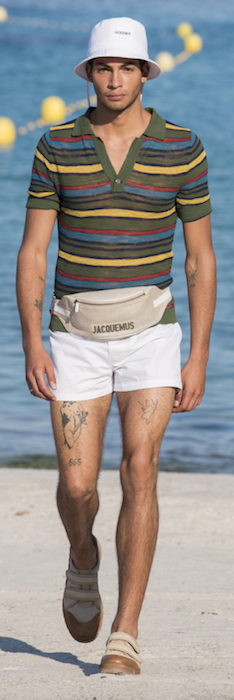 SS19 Trends Short Shorts Menswear Jacquemus