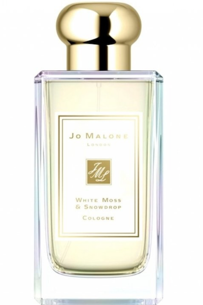 Review Jo Malone White Moss Snowdrop Christmas fragrance grooming expert