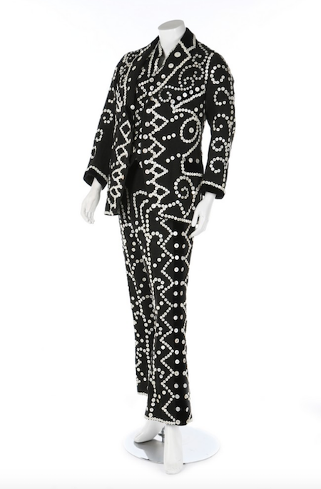 must have vintage menswear Pearly King Outfit