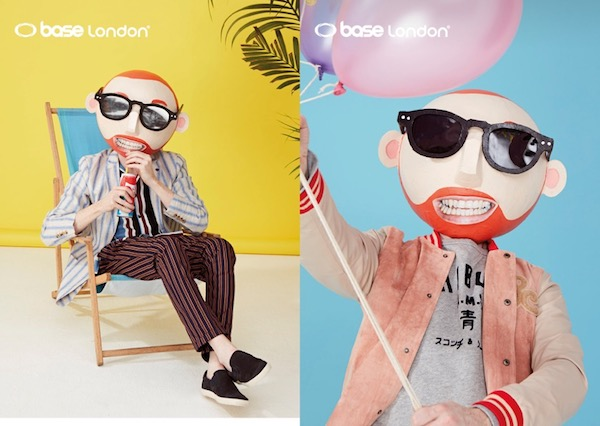 Shoes Men's Base London The Chic Geek campaign SS18