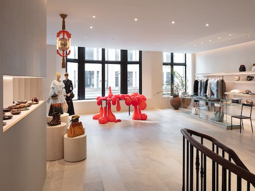 London stores best Bond Street Casa Loewe