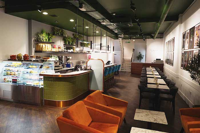 Harrods cafe H Henley on Thames comment beauty retail